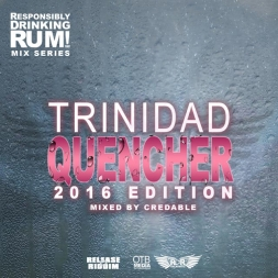 Responsibly Drinking Rum - Trinidad Quencher 2016
