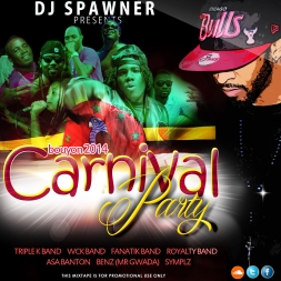 BOUYON CARNIVAL PARTY MIX 2014