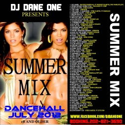 SUMMER MIX JULY 2012