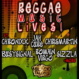 REGGAE MUSIC LIVES (Reggae 2012)