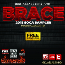 """""""BRACE"""" 2015 soca sampler"""