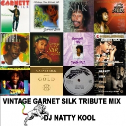 VINTAGE GARNET SILK TRIBUTE MIX