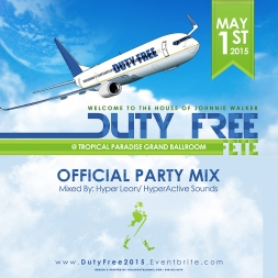 Duty Free 2015 Party Mix