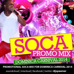 DOMINICA CARNIVAL 2014 SOCA MIX