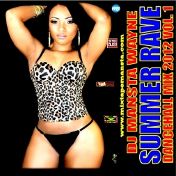 Summer Rave Dancehall Mix 2012 Vol1