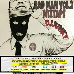 BAD MAN VOL.2 DANCEHALL MINI MIXTAPE 2K16