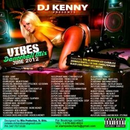 Vibes Dancehall Mix June 2012