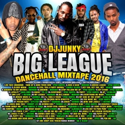 BIG LEAGUE DANCEHALL MIXTAPE 2K16