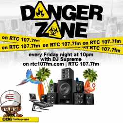 DANGER ZONE EPISODE 1 (Radio Turks & Caicos 107.7fm)