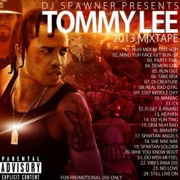 TOMMY LEE 2013 MIXTAPE