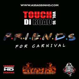 F.R.I.E.N.D.S FOR CARNIVAL