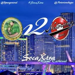 Soca Xtra V2 Miami Carnival