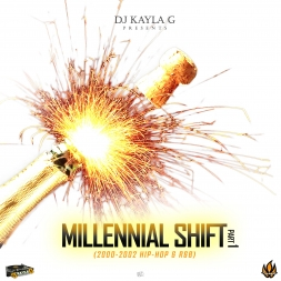 MILLENNIAL SHIFT (2000-2002 HIPHOP & R&B MIX)