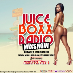 Juice Boxx Radio Monster Mix 11
