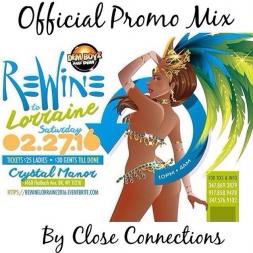 Rewine To Lorraine Promo