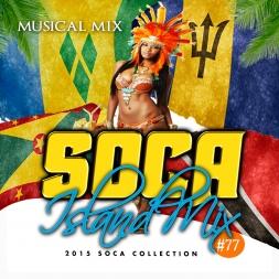 ISLAND MIX SOCA 2015-BAJ /VINCY /GRENADA