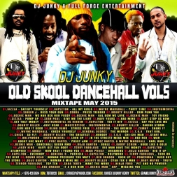 DJJUNKY - OLD SKOOL DANCEHALL VOL5 MIXTAPE