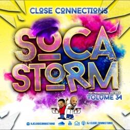 Soca Storm 34 (Carnival 2019)