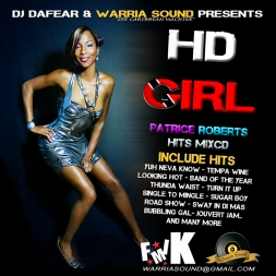 WARRIA SOUND PRESENTS HD GIRL (PATRICE ROBERTS HITS MIX CD)