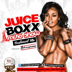Juice Boxx Radio Bashment Mix 2016