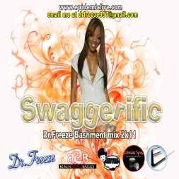Swaggerific DrFreeze Bashment Mix 2K10 raw