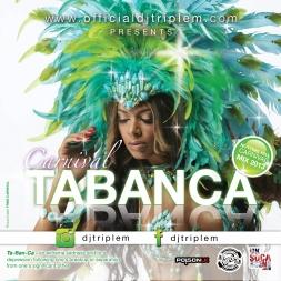CARNIVAL TABANCA MIX CD 2013