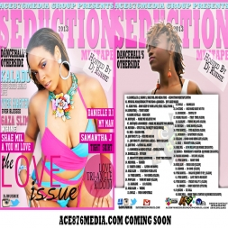 SEDUCTION MIXTAPE hosted BY DJ RUSHIE