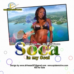 Soca in my soul 2010