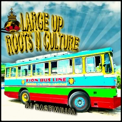 LARGE UP! Roots & Rocksteady
