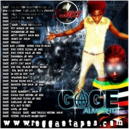 GAGE (ALMIGHTY) MIXTAPE