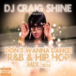 "R&B HIP HOP MIX ""DON'T WANNA DANCE"""