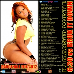 6 30 vs Bruk It Down Dancehall Mixtape 2012