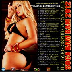 Soca Bam Bam Vol2 Remix Edition 2012
