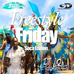Freestyle Friday Soca Edition