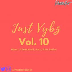 Just Vybz Vol.10