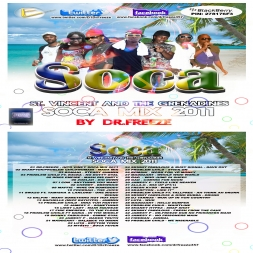 Vincy Soca Mix 2011