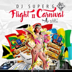 FLIGHT II CARNIVAL SOCA MIX 2017