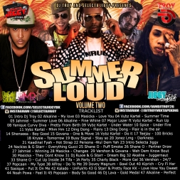 Summer Loud Volume Two Dancehall