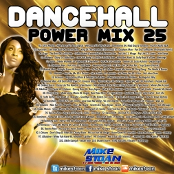 Dancehall Power Mix 25
