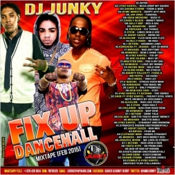 FIX UP DANCEHALL MIXTAPE