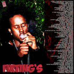 FIXTINGS MIX By KING HORROR SOUND - COMPILATION 2015