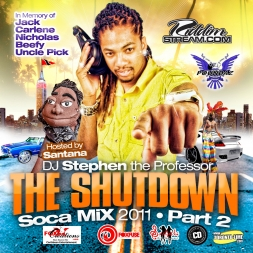 Shutdown 2 Hosted by Santana