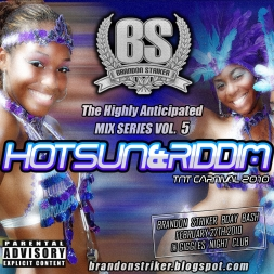 HOT SUN & RIDDIM - TNT SOCA 2010