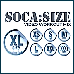 SOCASIZE VIDEO MIX PRESENTED by JAMM CARIB TV