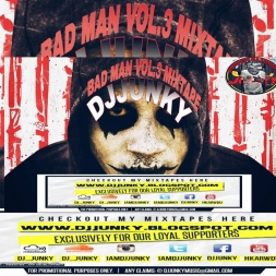 BAD MAN VOL.3 DANCEHALL MINI MIXTAPE 2K16