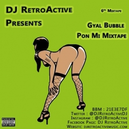 Gyal Bubble Pon Mi Mixtape 2012