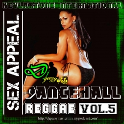 SEX APPEAL DANCEHALL-REGGAE VOL. 5 2010