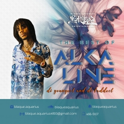 """The Best Of Alkaline """"Di Youngest And Di Baddest"""" (EXPLICIT CONTENT)"""