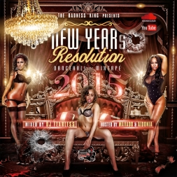 New Years Resolution DanceHall Mixtape 2015