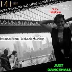 JUST DANCEHALL Volume 141